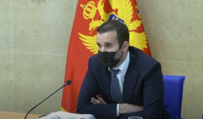 Spajić: Crna Gora je dobila kovid, a imala je jako loš imuni sistem