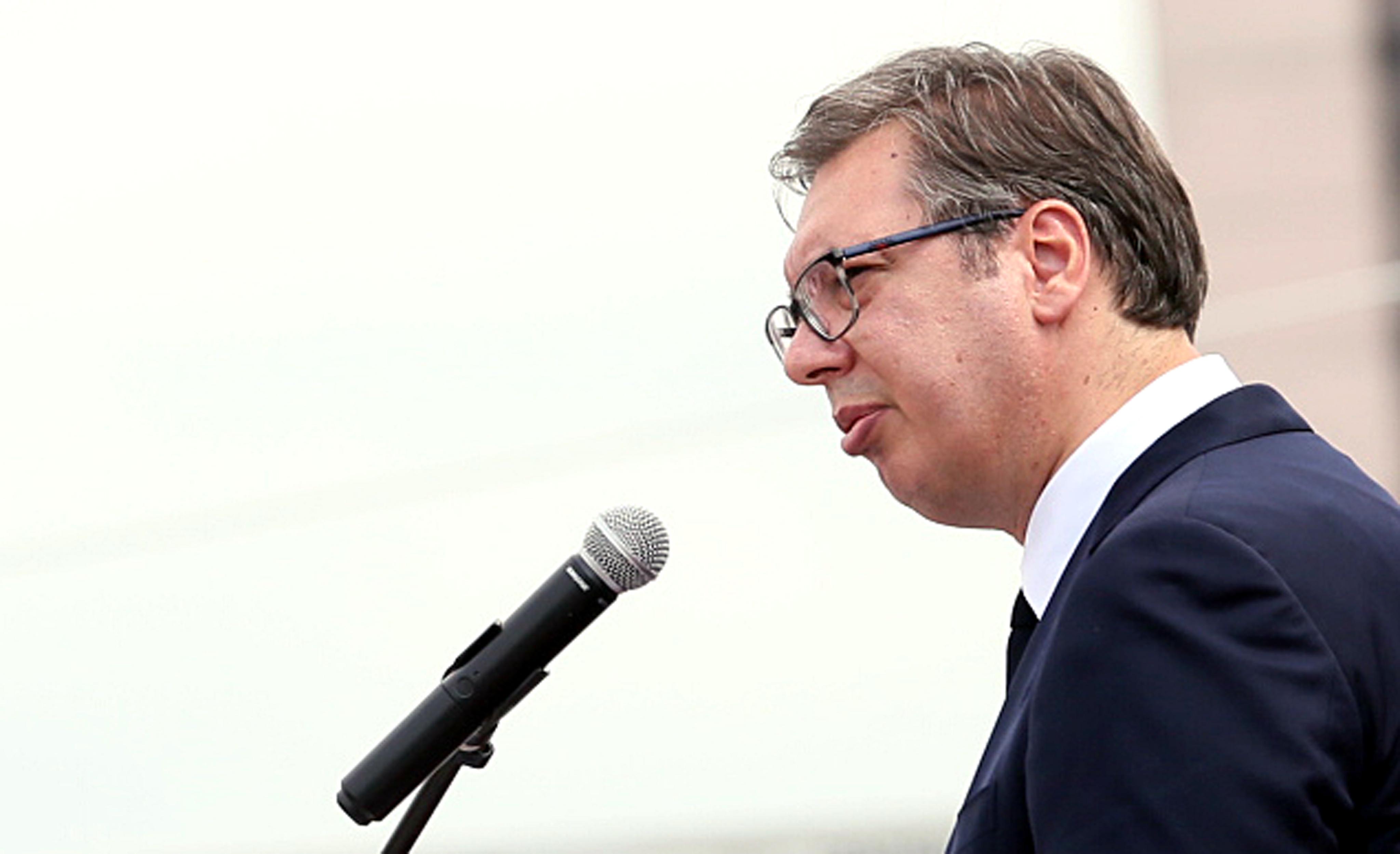 Vučić o otvaranju granica: Srbija sa Crnom Gorom bila najbliža vjekovima