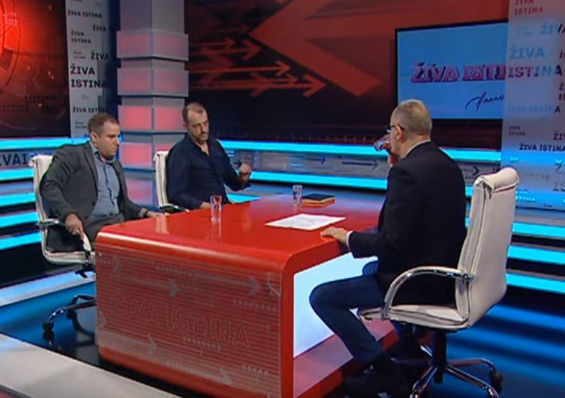 """Pogledajte cijelu emisiju: Vukanović i Jovanović u """"Živoj istini"""""""