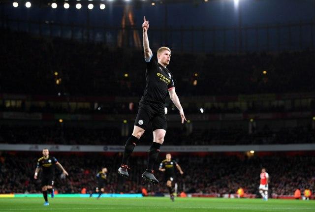 Rutinska pobjeda Sitija nad Arsenalom