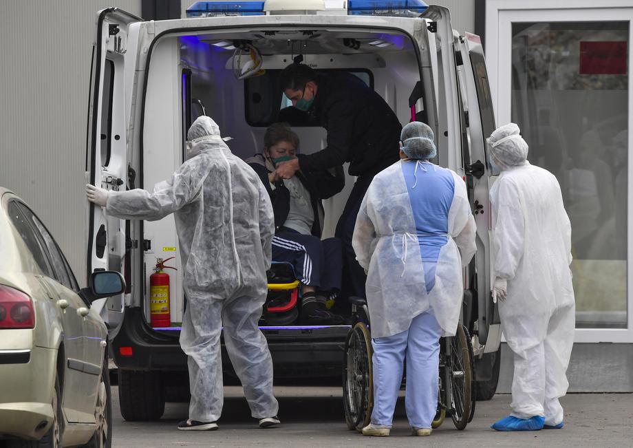 U Sjevernoj Makedoniji 51 novozaraženi, preminulo devet osoba