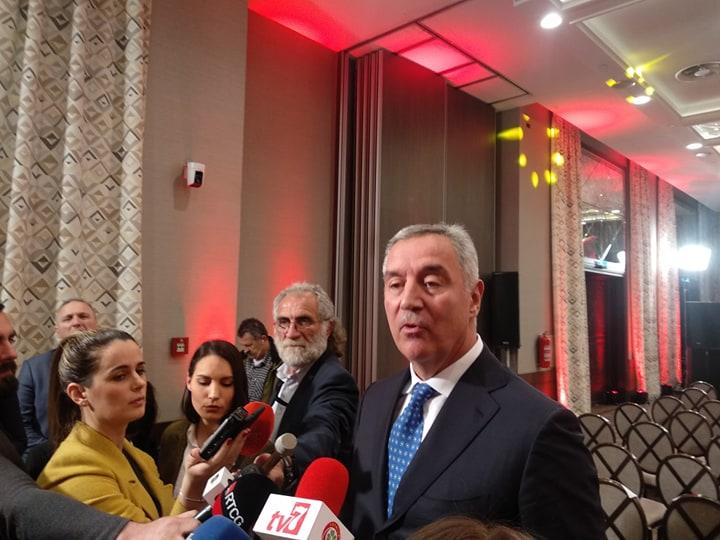 Đukanović: Koronavirusa još nema, opasnost jeste velika, ali radimo sve što je u našoj moći