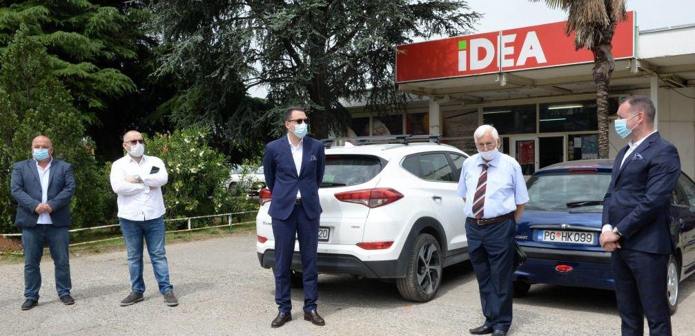 Podgorica: Počela gradnja sekundarne mreže u sklopu PPOV vrijedna preko 3,3 miliona eura