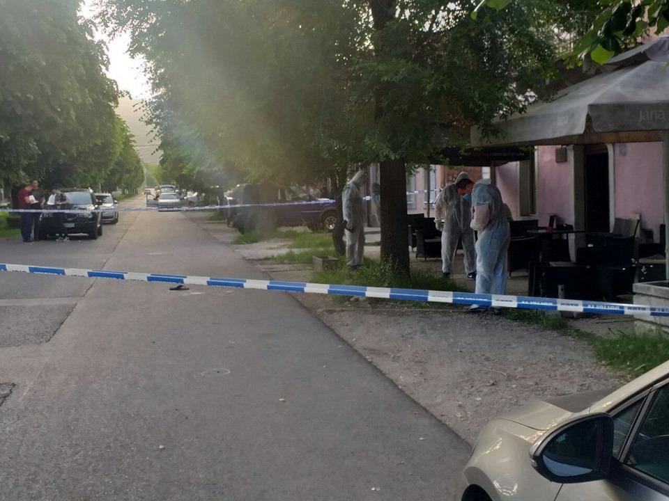 Pucnjava na Cetinju: Ubijen Bogdan Milić, tri osobe ranjene