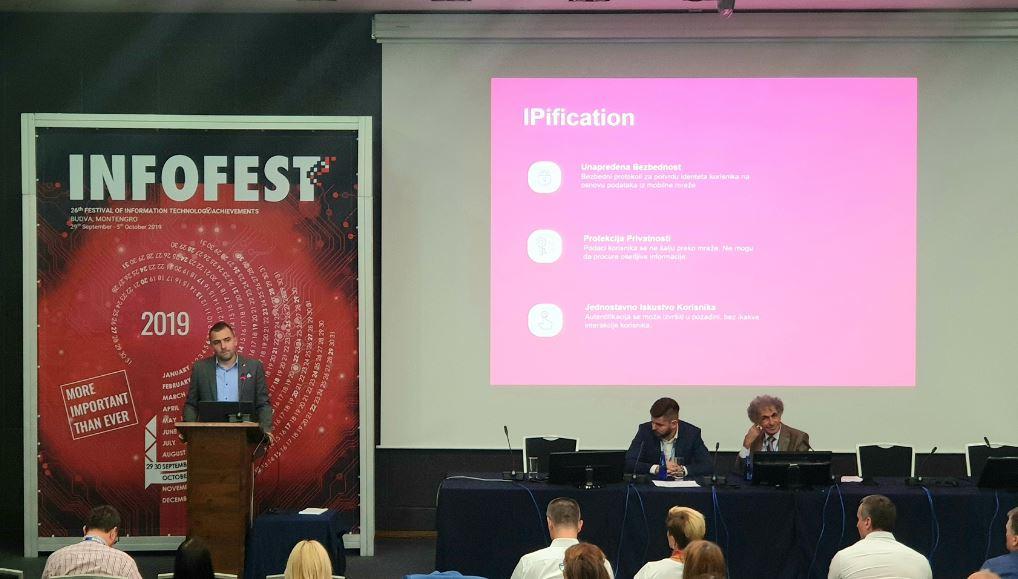 Telekom i IPification na Infofestu predstavili jednostavan i siguran način mobilne verifikacije korisnika