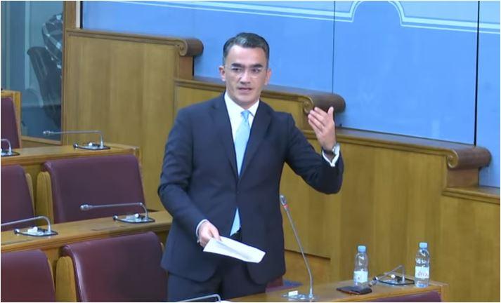 Bivši ministar Leposavić u živom blatu nacionalizma