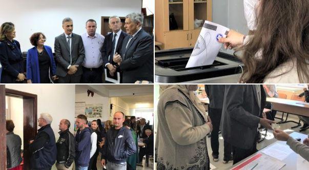 Izbori na Kosovu: Zatvorena birališta, prvi razultati oko 21 sat
