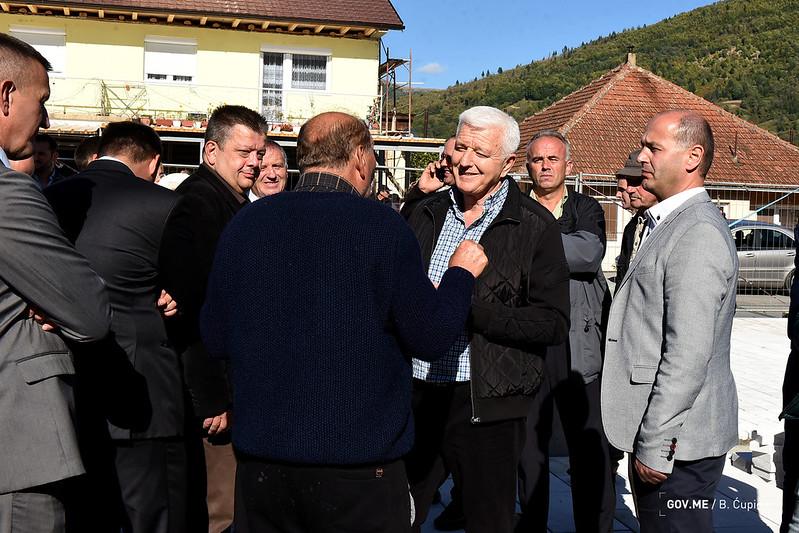 Marković u Plavu: Rekao sam da ću doći opet, impresioniran sam