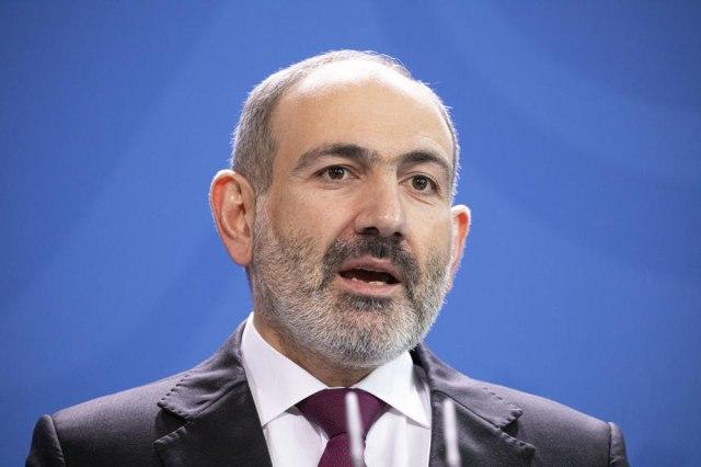 Premijer Jermenije: Agresija planirana ranije