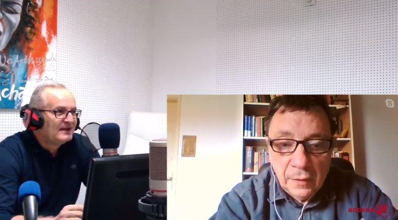 Poslušajte Drugačiju radio vezu: Gost Vlado Vurušić
