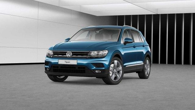 """Volkswagen """"osvježio"""" Tiguan za 2019."""