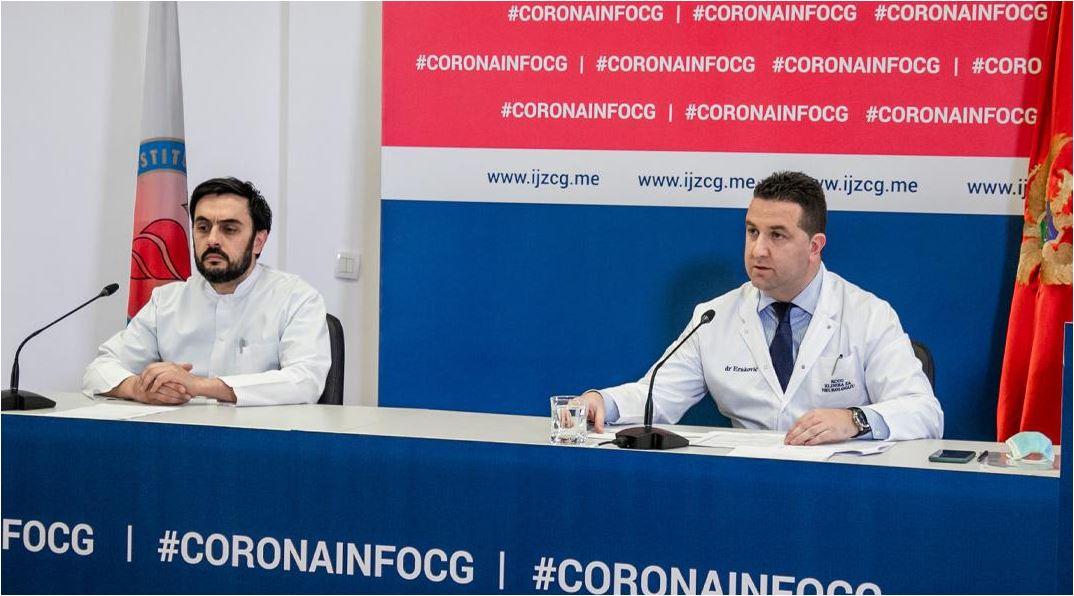 Konferencija NKT: Nema novih slučajeva koronavirusa, ali se ne smijemo opuštati!