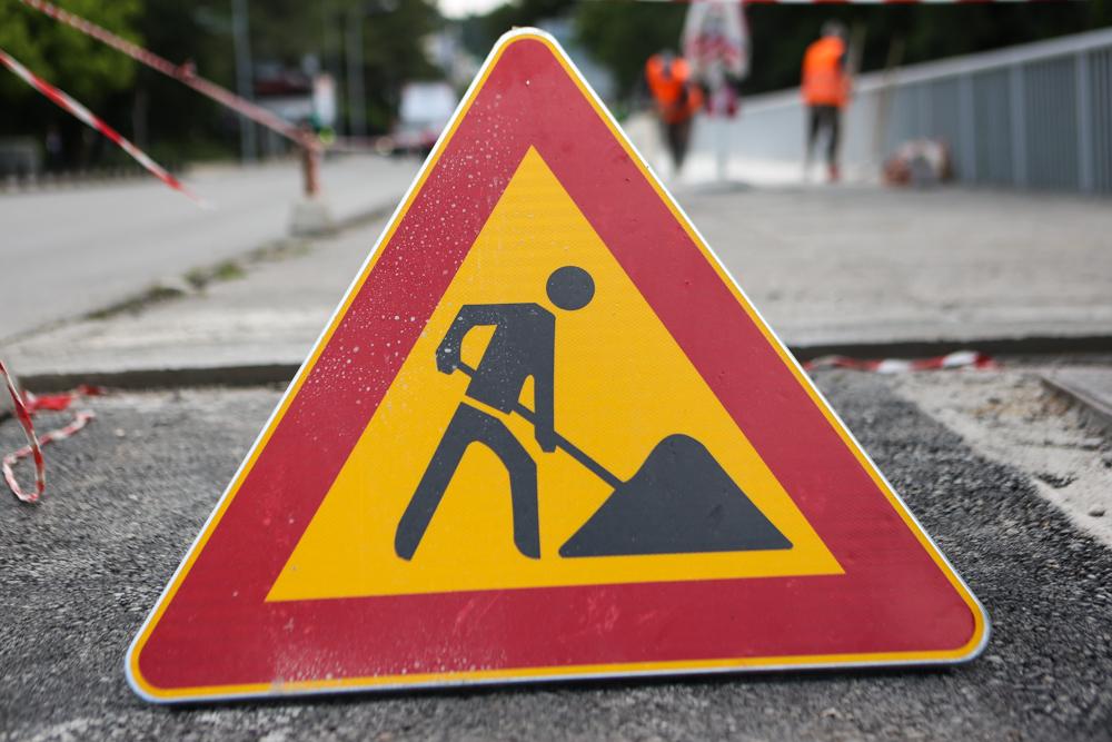 Budite oprezni: Sitniji odroni i mokri putevi