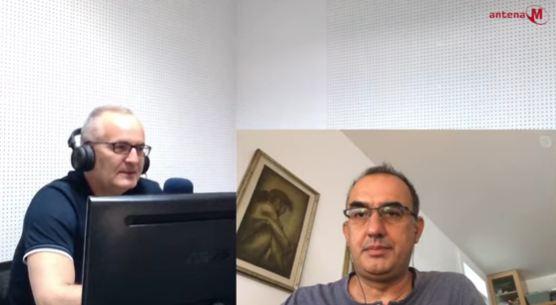 Gruhonjić:  Nivo šovinizma u Srbiji ne mjeri se više u odnosu prema Albancima, nego prema Crnogorcima