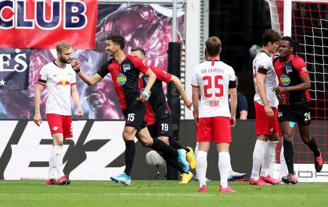 Herta sa penala do boda protiv Lajpciga
