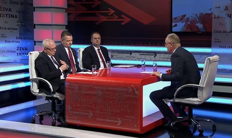 Pogledajte cijelu Živu istinu, gosti Mustafić, Vuksanović i Nimanbegu