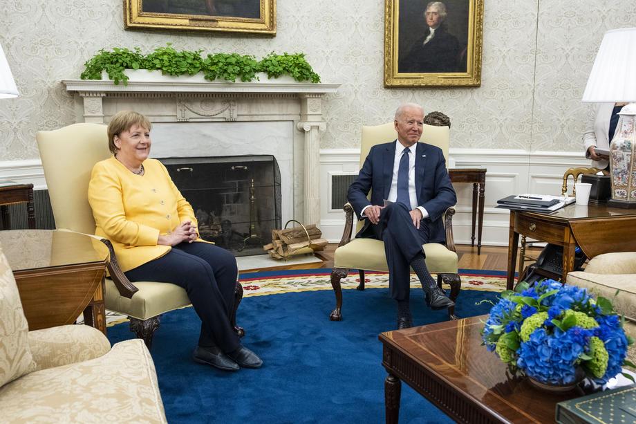 Washington Post: SAD i Njemačka postigle sporazum o Sjevernom toku 2