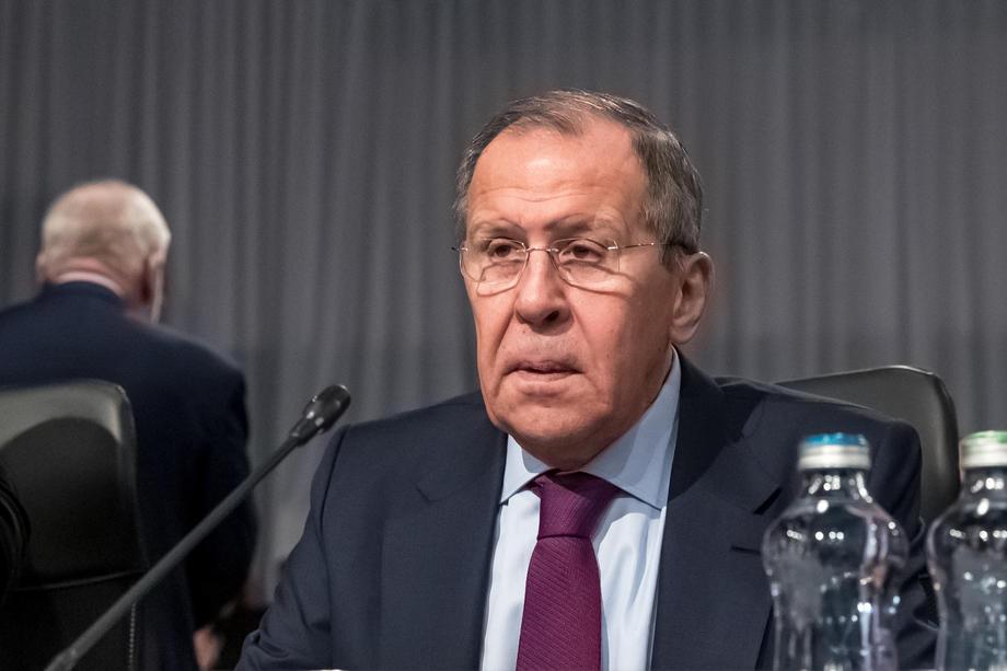 Lavrov u posjeti Vašingtonu sljedeće sedmice