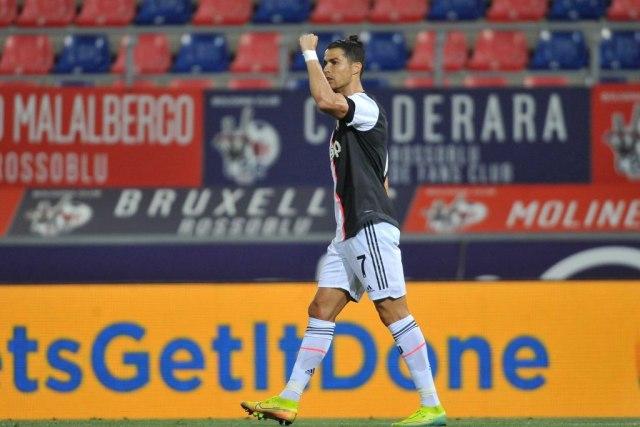 Juve slavio u gradskom derbiju, Ronaldo strijelac
