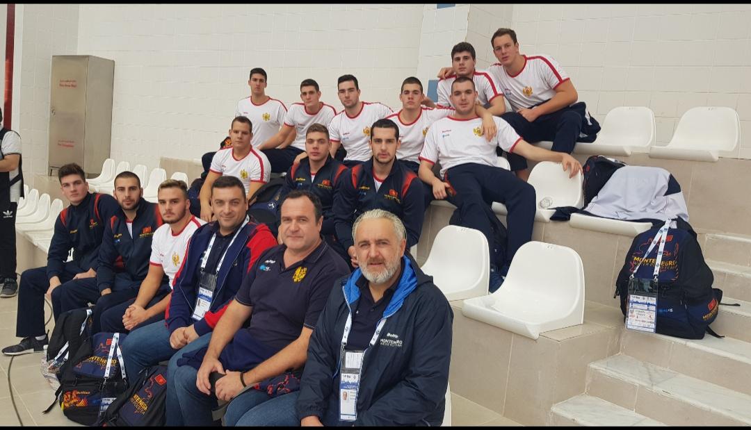 Crna Gora lako sa Kuvajtom na startu Svjetskog prvenstva