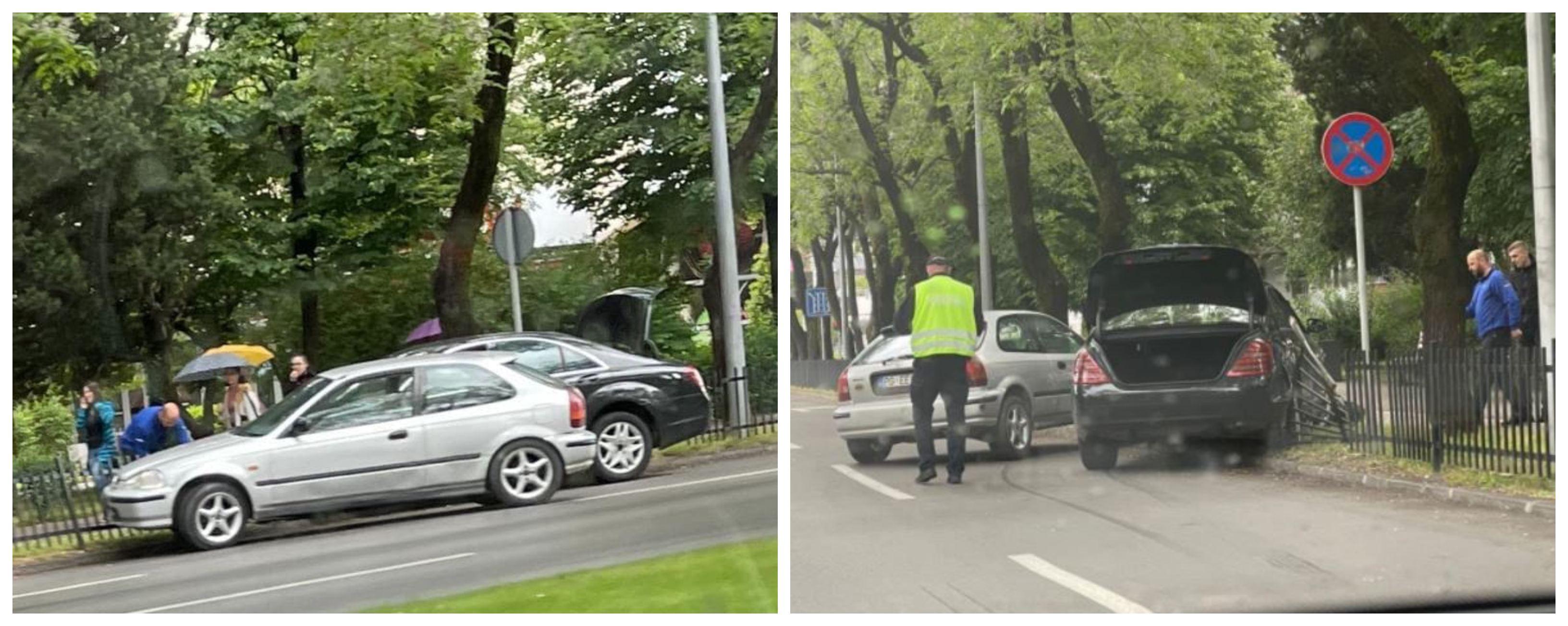 Opet: Službenim vozilom pravo u zaštitnu ogradu, nedjeljom, pa brzinski mijenjali tablice?