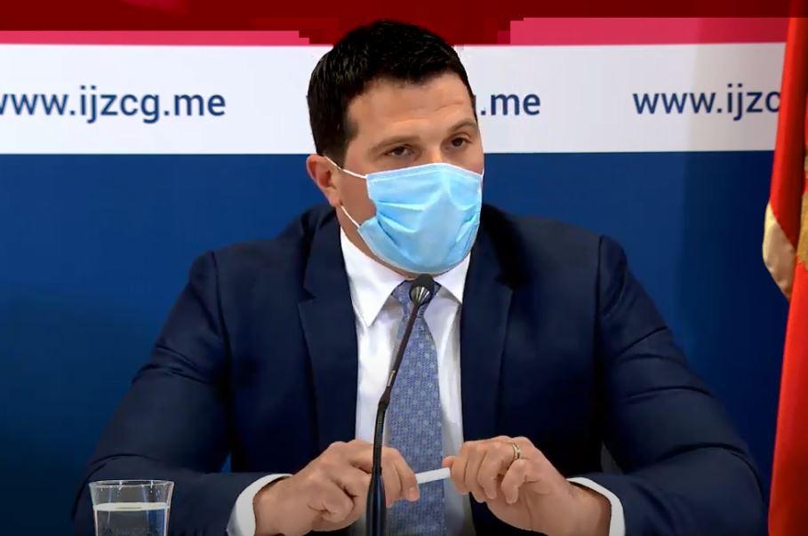 Janović: Sportske aktivnosti od 6.maja, takmičenja bez gledalaca od 1. juna