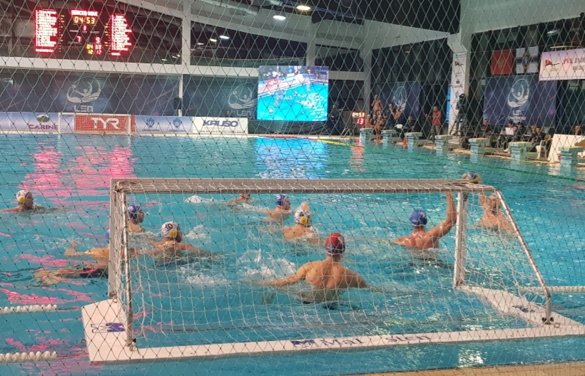 Drugi poraz Jadrana u Ligi šampiona