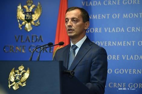 Bošković: Zakon iskorišćen za krstaški rat protiv Crne Gore
