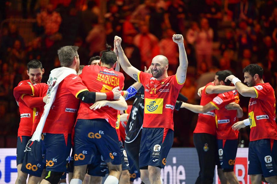 Španija odbranila titulu