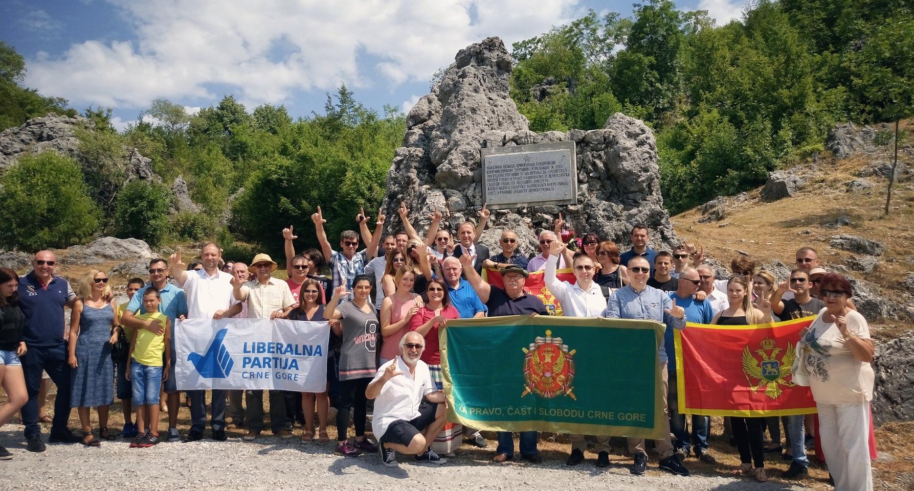 LP: Duh 13. jula je duh građanske Crne Gore