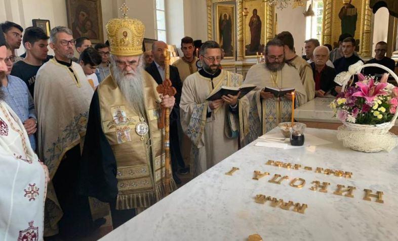 Amfilohije: Petrovići da počivaju u Cetinjskom manastiru