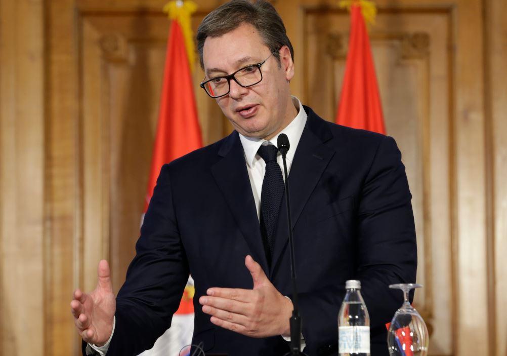 Vučić o izjavi Jadranke Kosor: Zato je i bivša
