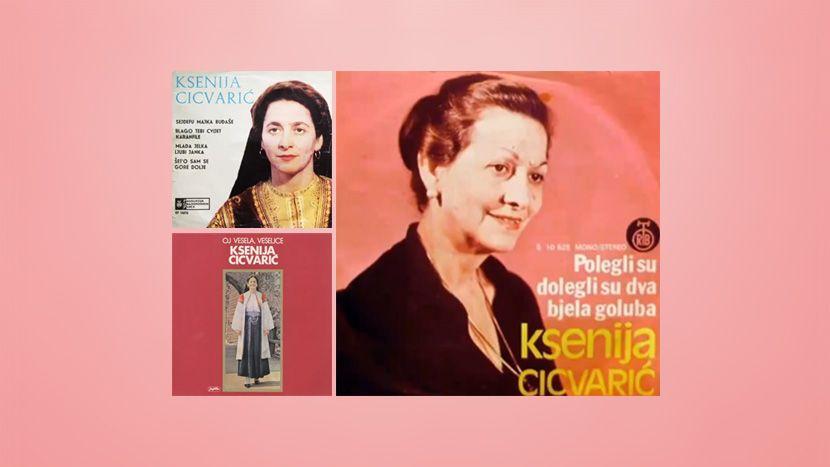 Ambasadorka podgoričke pjesme: Život i pjevanje Ksenije Cicvarić