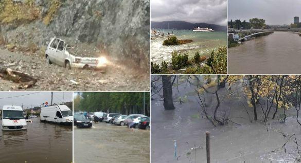 Direktorat za vanredne situacije pripravan: Narednih dana novi kišni talas