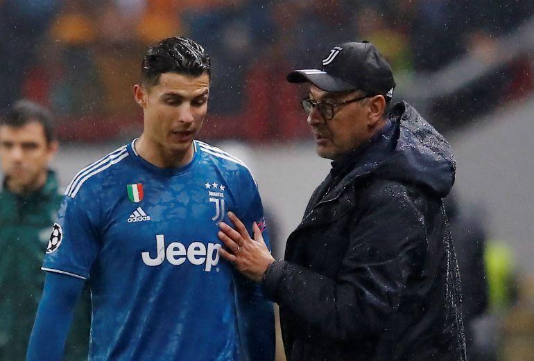 Ronaldo ponovo van tima