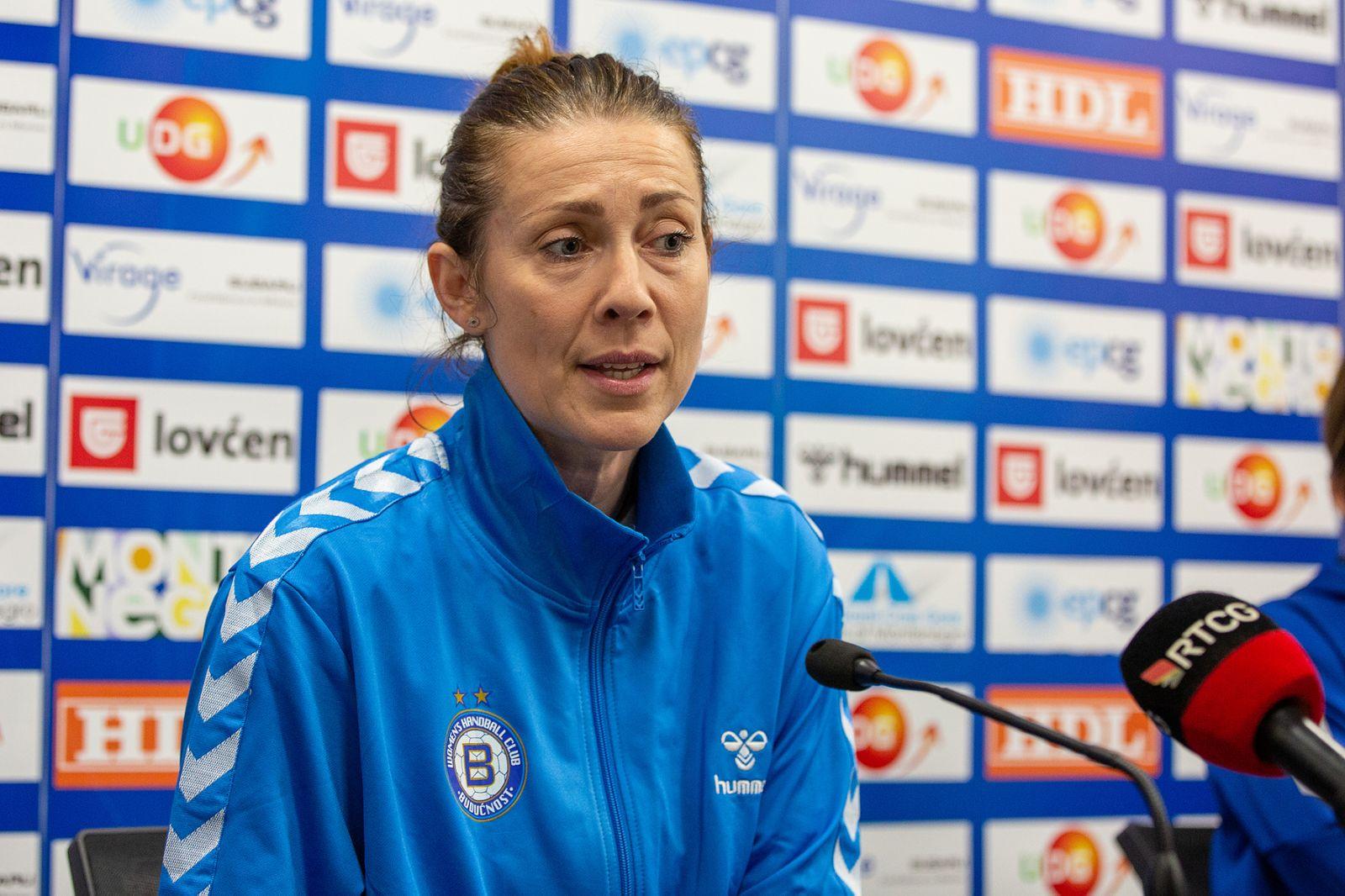 Popović pozvala 19 lavica za baraž protiv Bjelorusije