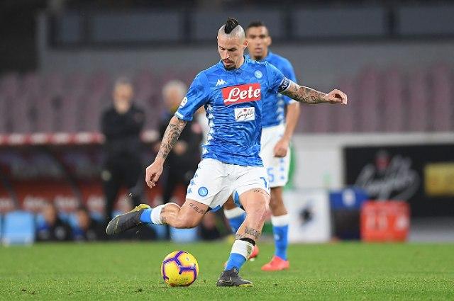 Napoli odaje priznanje Hamšiku