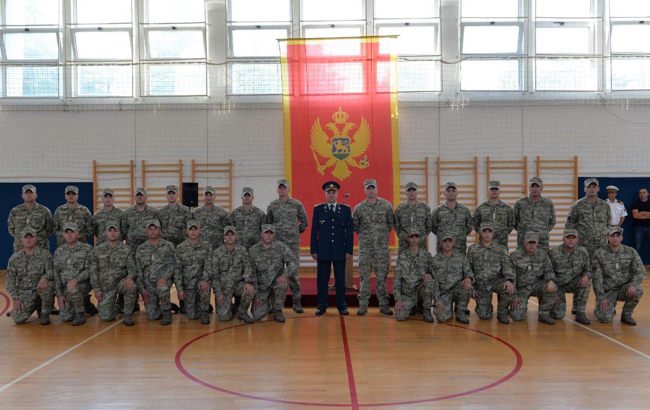 Pripadnici XI kontingenta VCG stigli u Avganistan