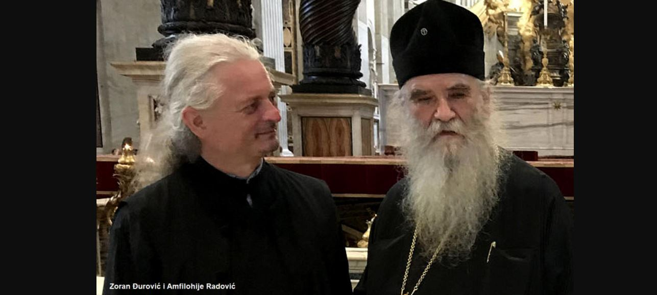 Đurović: Amfilohije obmanuo litijaše, ali je zasad osujećen u namjeri da stvori autokefalnu Crkvu