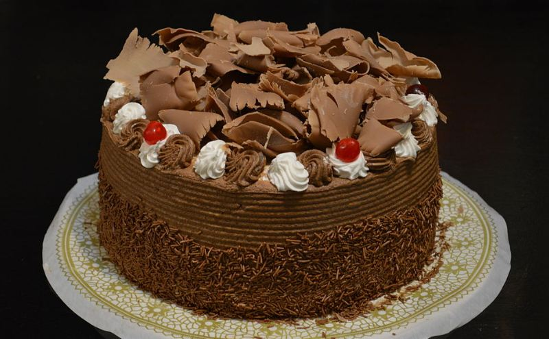 Brza čokoladna torta koja obara sa nogu