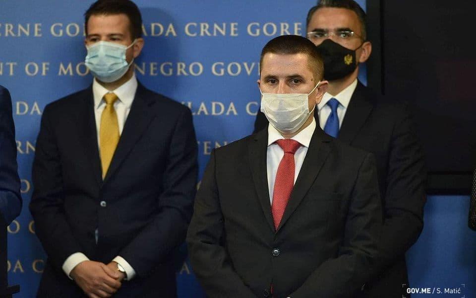 Milonjić razriješen, supruga Marka Milačića nova generalna sekretarka Vlade