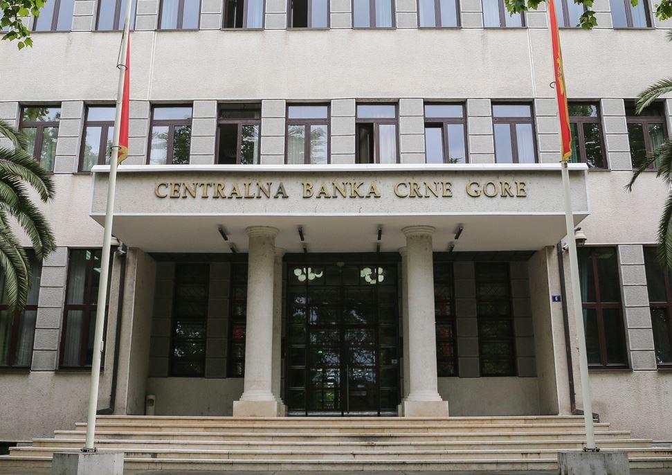 CBCG: Obavezna rezerva 245,4 miliona eura