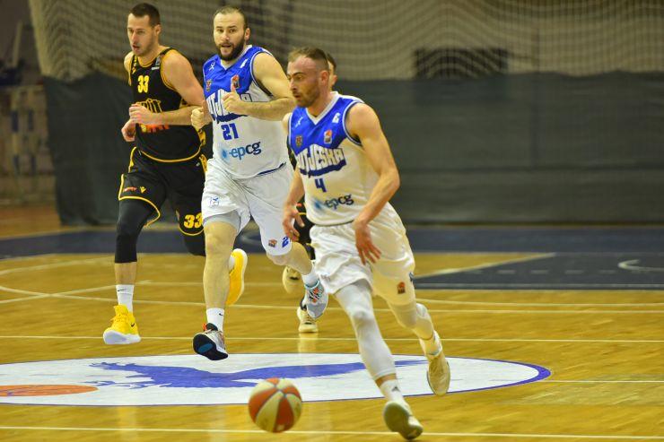 Sutjeska ubjedljiva protiv Splita
