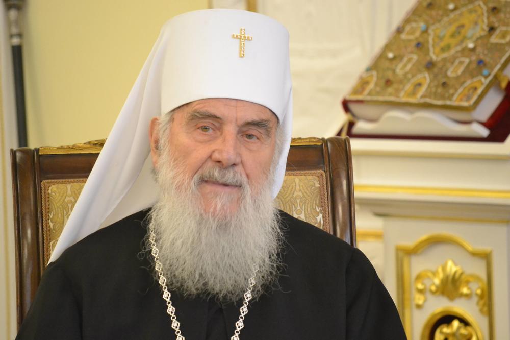 Irinej predvodi litiju u Podgorici 29. februara