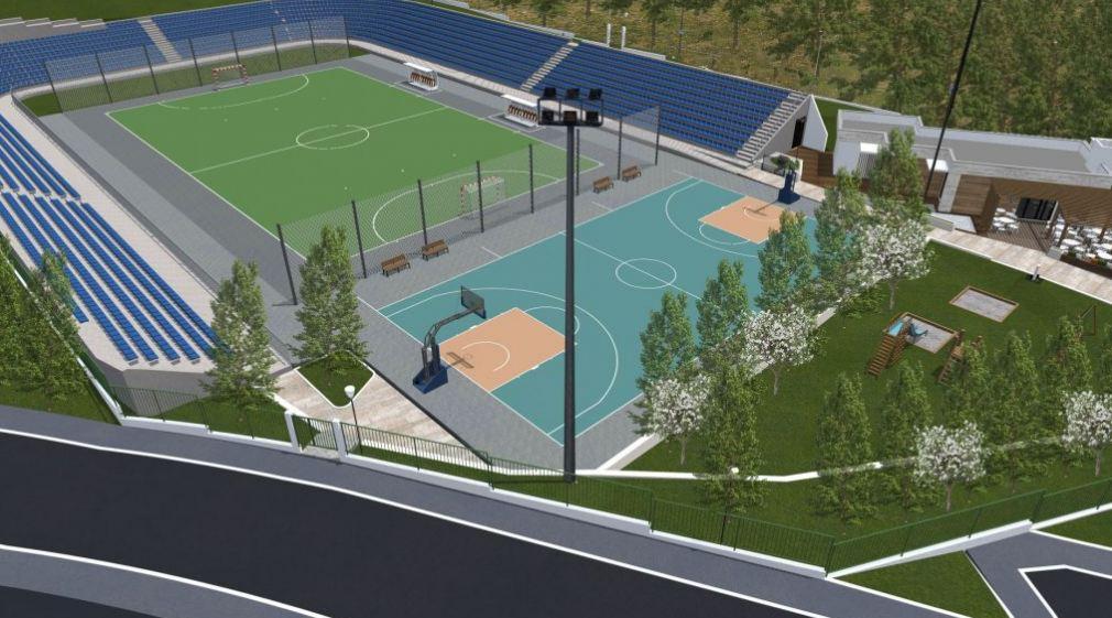 Raspisan tender za rekonstrukciju Stadiona malih sportova, vrijedan preko pola miliona eura