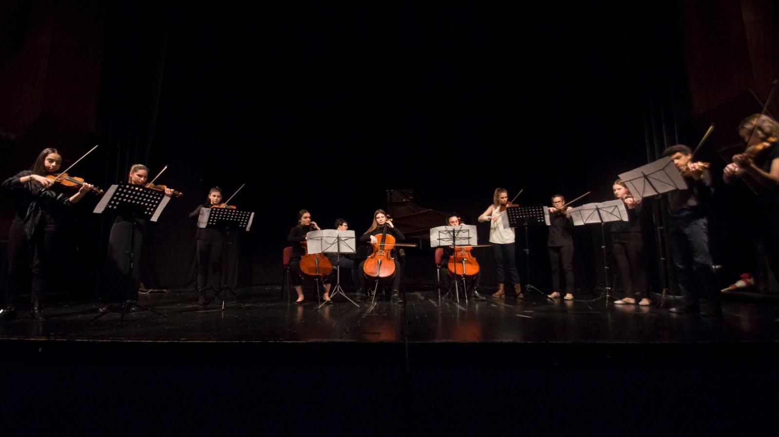 """KIC: Godišnji koncert Umjetničke škole osnovnog i srednjeg muzičkog obrazovanja za talente """"Andre Navara"""""""