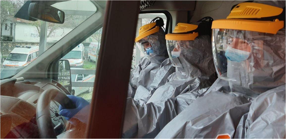 Ove sedmice u Crnu Goru stiže više od milion maski, rukavice, specijalna odijela...