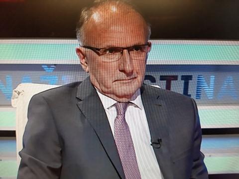 Pavličić: Nijesam podržao SPC i litije, nego pravo na iznošenje stava