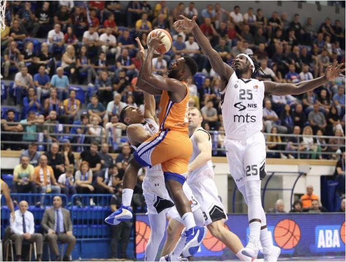 Partizan pobijedio u Baru