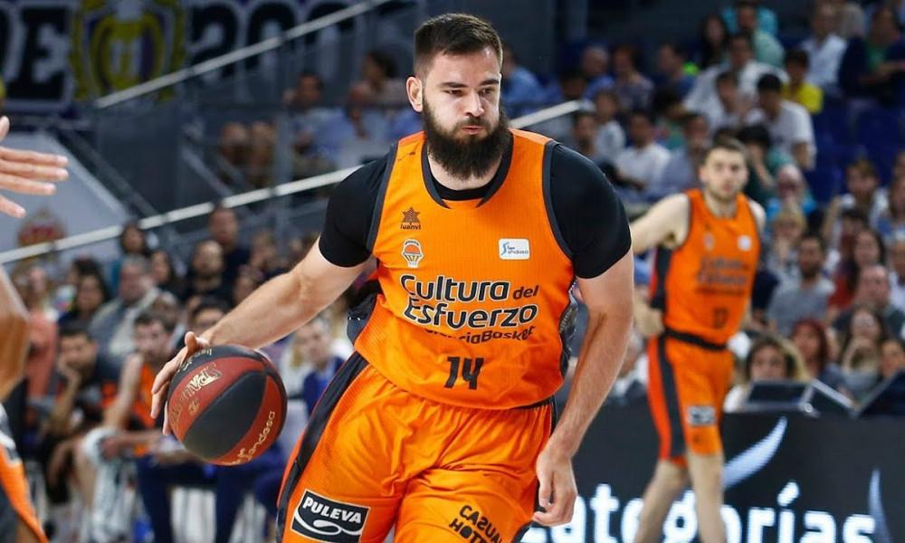 Dubljević odličan u velikoj pobjedi Valensije